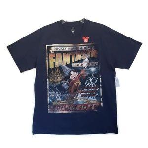 Disney Sorcerer's Apprentice Mickey Mouse T-Shirt
